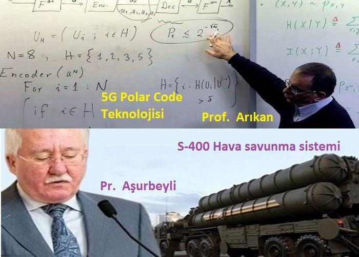 S-400 / 5G Teknolojileri, Türk ve Azerbeycan'lı bilim insanları