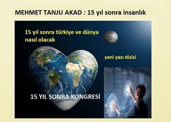 15 Yıl Sonra Kongresi.. Mehmet Tanju Akad
