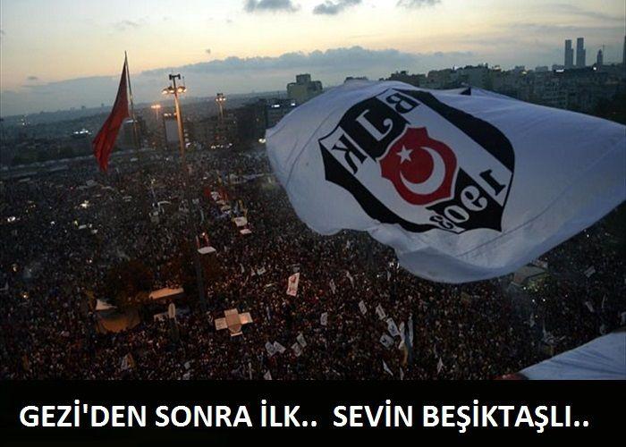 Gezi'den sonra ilk kez.. Sevin Beşiktaşlı, bu senin gecikmiş hakkın…