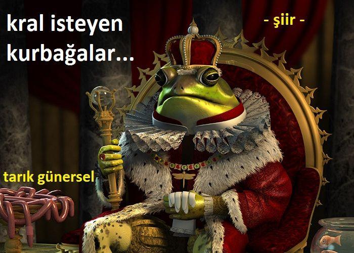 KRAL �STEYEN KURBA�ALAR