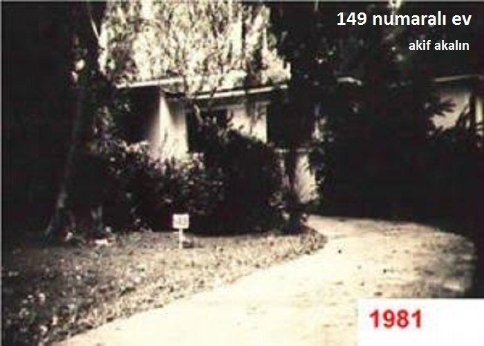 149 numaralı ev – 1