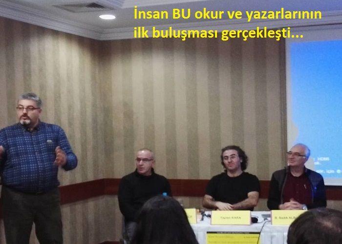 İnsan BU Buluşması İstanbul'da Gerçekleşti