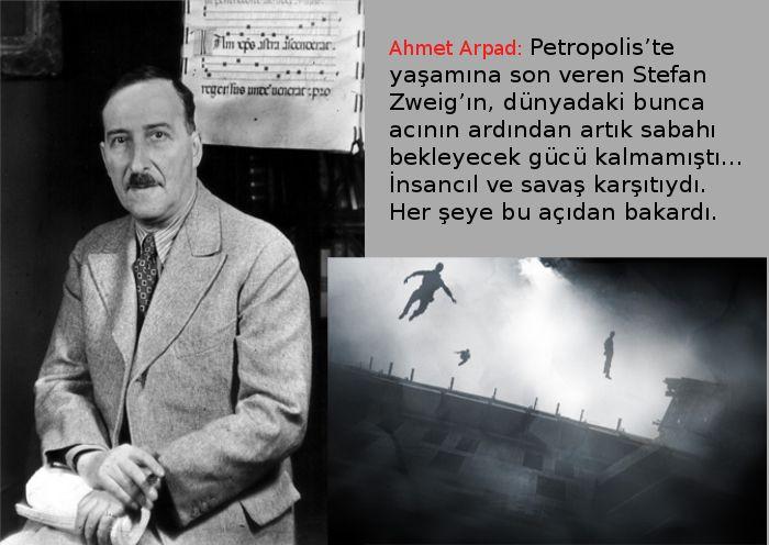Stefan Zweig, insancıl yazar