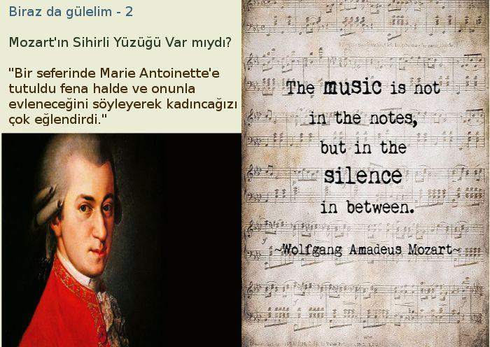 Mozart'ın Sihirli Yüzüğü Var mıydı?