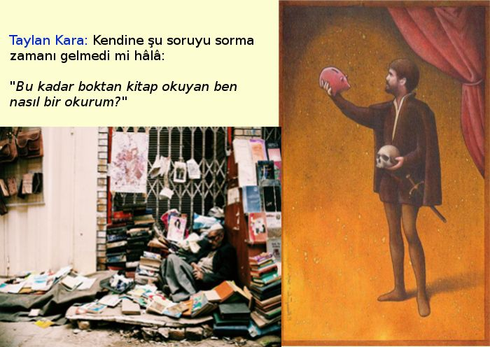 Bok 10: Piyasa Edebiyatına Karşı Önyargı Listesi...