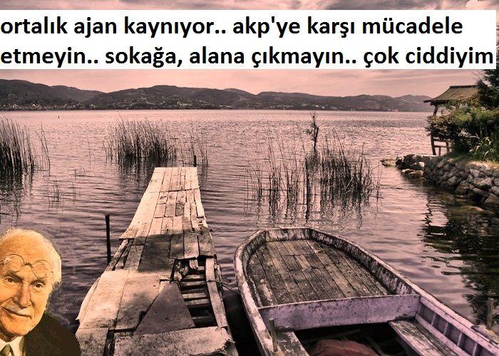 En Güzeli AKP'ye Karşı Mücadele Etmemek.. Sokağa, Alanlara İse Katiyen Çıkmamak…