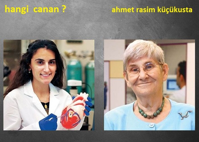 Hangi Canan?