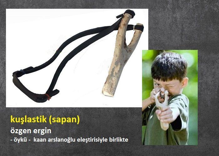 Kuşlâstiği - Sapan - Çatal