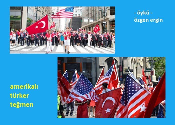 Amerikalı Türker Teğmen