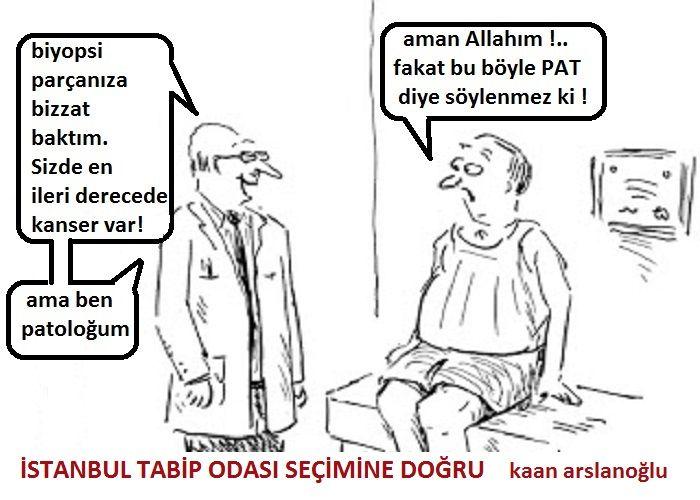İstanbul Tabip Odası Seçimine Doğru