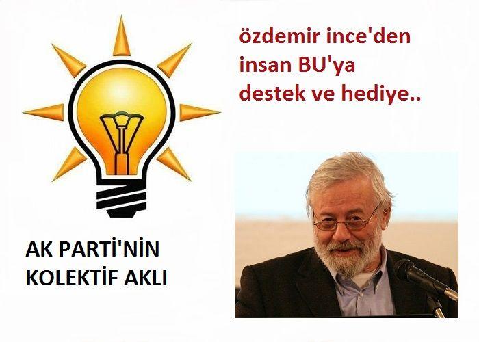 AK PARTİ'NİN KOLLEKTİF AKLI