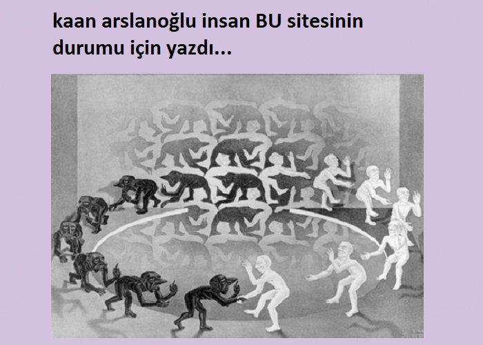 Kaan Arslanoğlu İnsan BU'nun Son Durumu Hakkında Yazdı…
