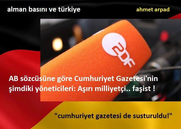 Alman basını ve Türkiye!