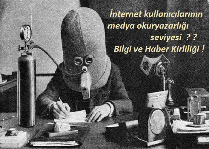 internette dezenformasyon ile mücadele