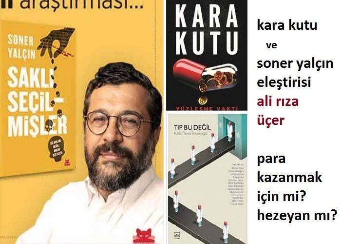 KARA KUTU / SONER YALÇIN ELEŞTİRİSİ - 1