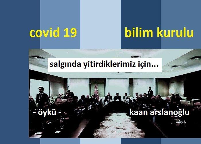covıd 19 bilim kurulu