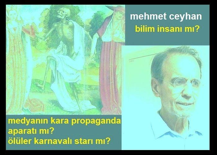 Mehmet Ceyhan Bilim İnsanı mı?