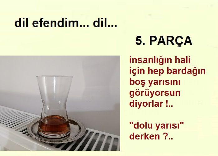 Dil Efendim... Dil... (5)
