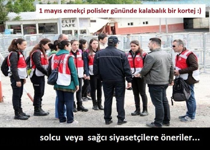 SOLCU VEYA SAĞCI SİYASETÇİLERE ÖNERİLER...
