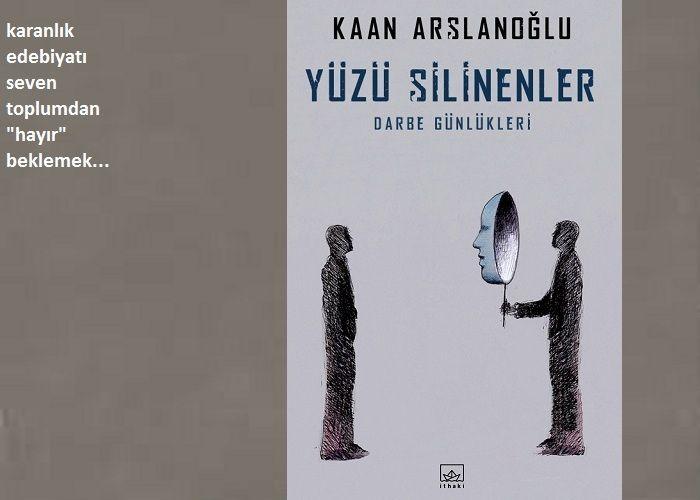 """KARANLIK EDEBİYATI SEVEN TOPLUMDAN """"HAYIR"""" BEKLEMEK"""