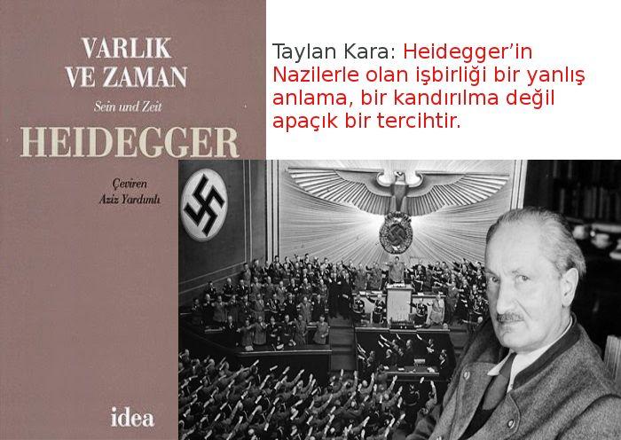 Martin Heidegger Nazilerce kandırıldı mı?