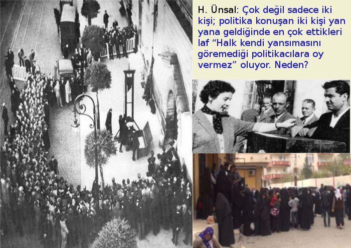 KAMU DEMOKRASİSİ ÜZERİNE BİRKAÇ SÖZ