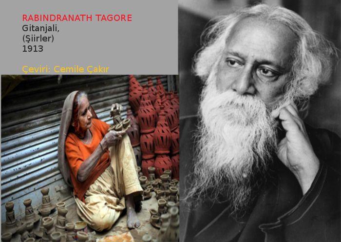 RABINDRANATH TAGORE -Şiirler-