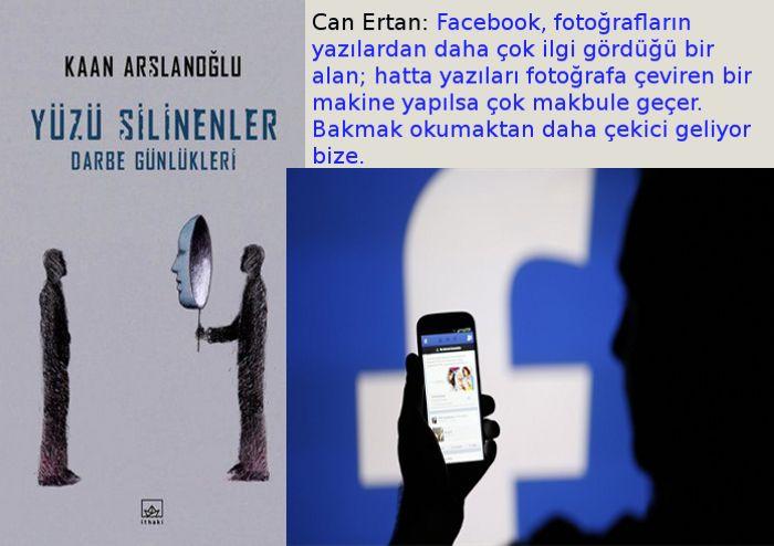 Facebook ahalisi ve malumatfuruşluk