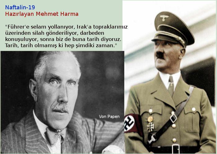 Führer'e Selam Vazifeye Devam