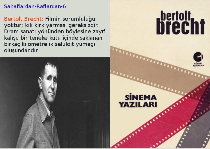 Brecht ve Sinema