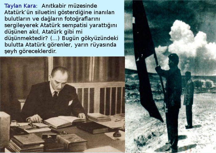 """Atatürkçüler """"Atatürk Gibi Düşünüyor mu?"""