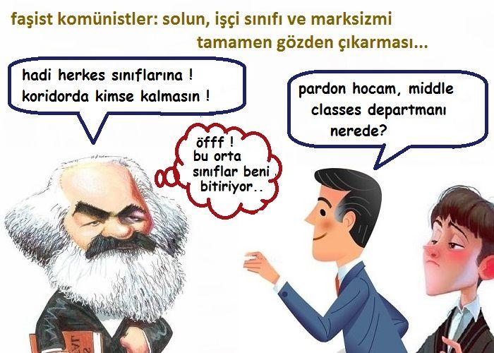 Faşist Komünistler: Solun, İşçi Sınıfı ve Marksizmi Tamamen Gözden Çıkarması