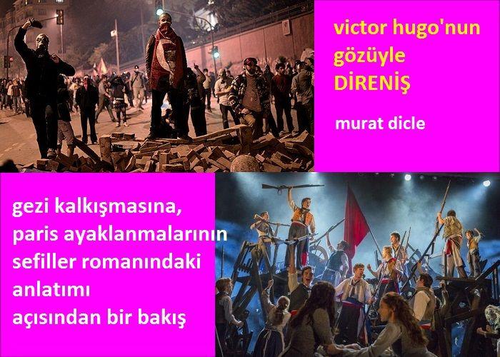Victor Hugo'nun gözüyle: Direniş